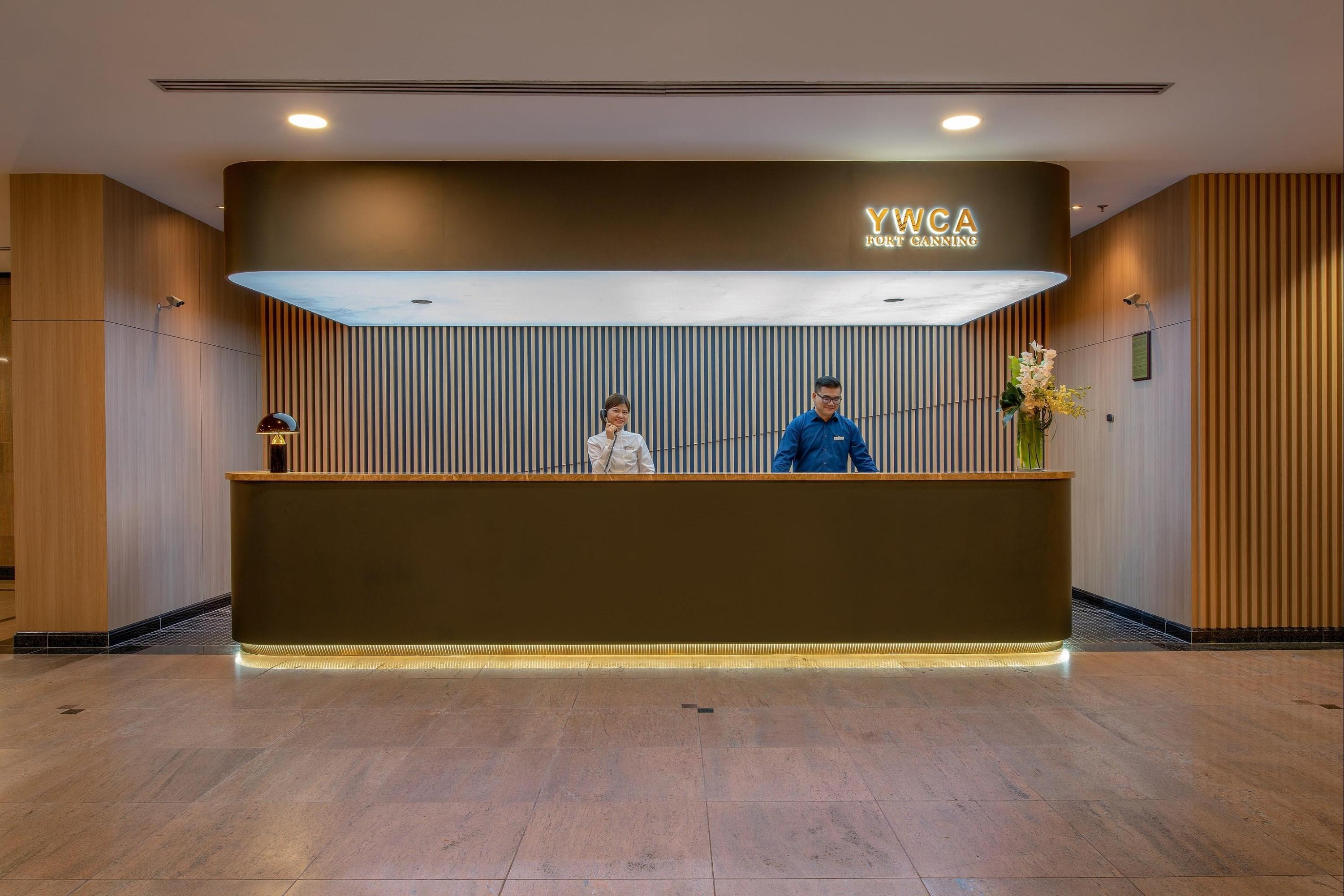 YWCA Fort Canning Lodge